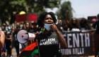 'Juneteenth' y las protestas contra el racismo