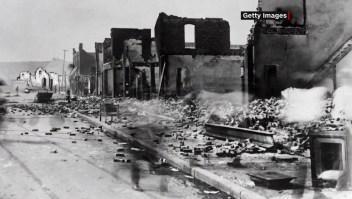 Aquí ocurrió la peor masacre racial contra negros en EE.UU.