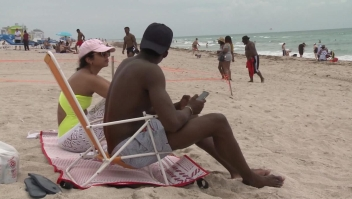 Miles y miles de contagios, ¿qué pasa en la Florida?