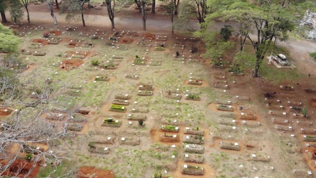 Brasil supera el millón de casos de covid-19