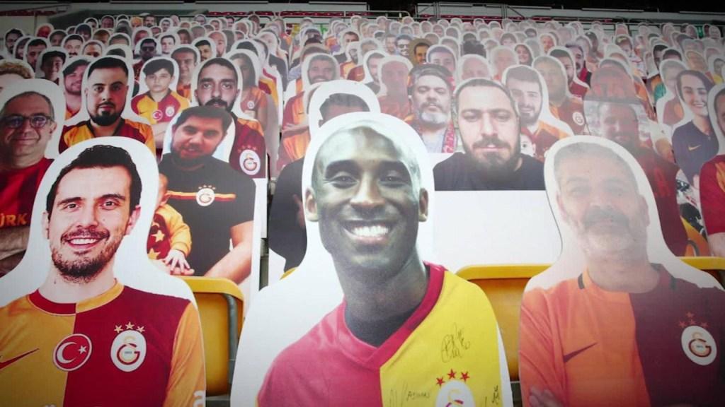 El recuerdo de Kobe Bryant, presente en el fútbol turco