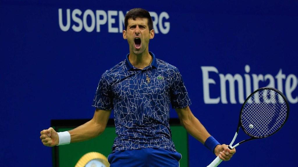 Djokovic no sólo sabe de tenis