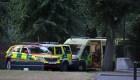 Varios heridos deja un incidente en Reading, Reino Unido