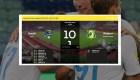 Liga de Rusia: equipo pierde por 10-1
