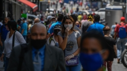 """El informe sobre las """"desapariciones forzadas"""" en Venezuela"""