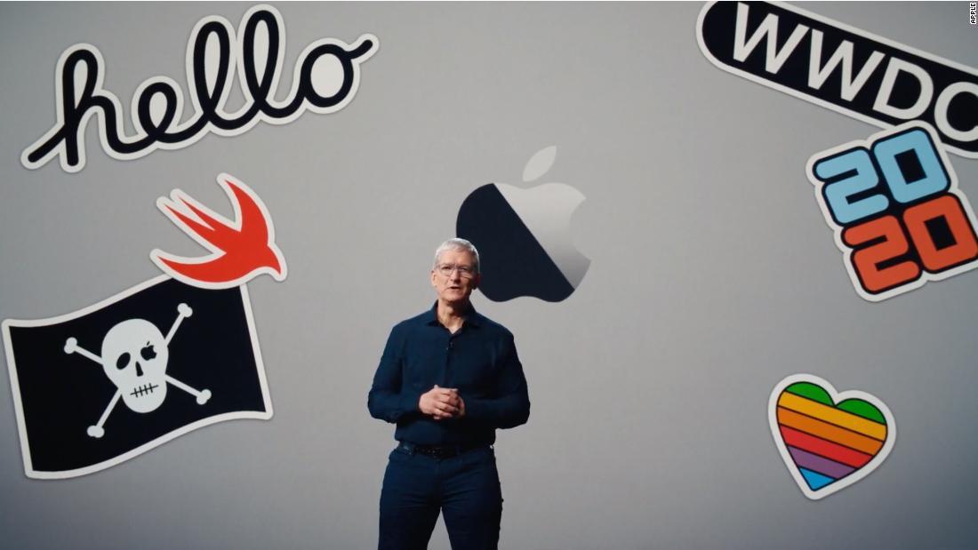 Apple - WWDC 2020: - iPhone - iMac - Airpods -iOS 14-