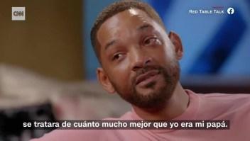 La emoción de Will Smith al hablar de la paternidad