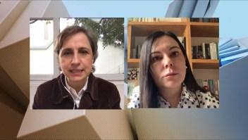 """Laura Rojas: """"FF.AA. requieren certeza jurídica en labores de seguridad"""