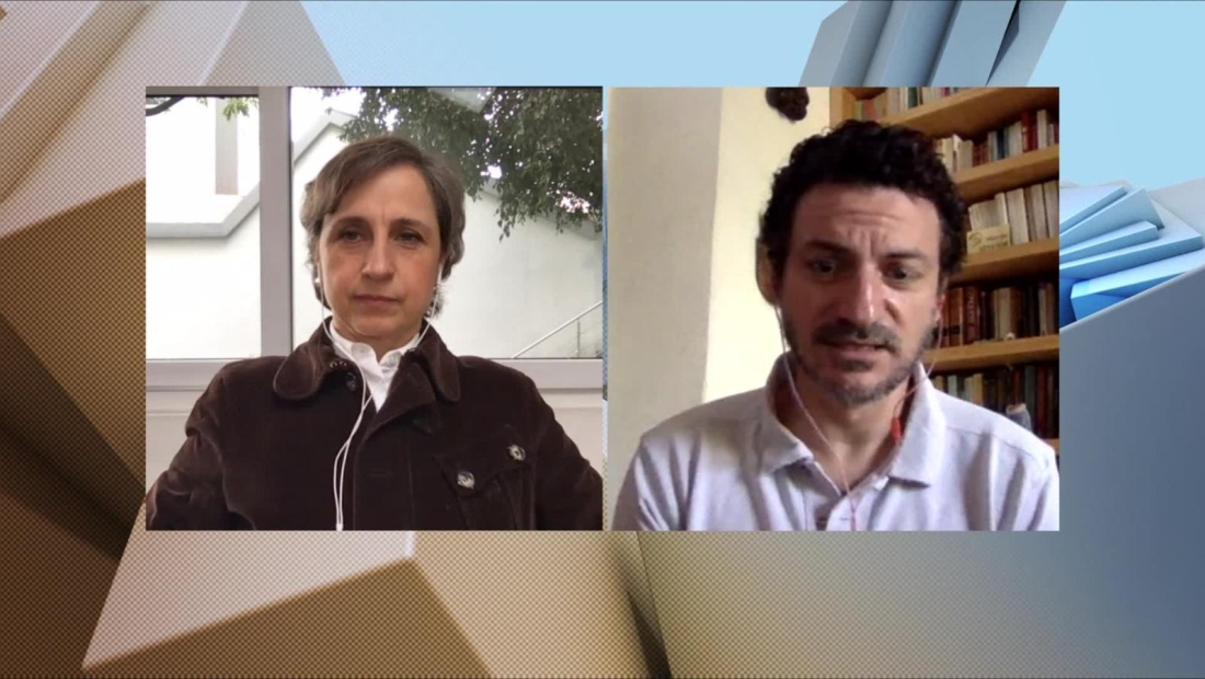 """Alejandro Madrazo: """"La controversia sobre las FF.AA. es un contrapeso a decisión presidencial"""""""