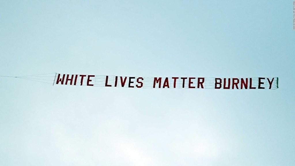 Burnley FC rechaza mensaje del avión que sobrevoló el Estadio Etihad