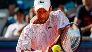 Novak Djokovic confirma que se contagió de covid-19
