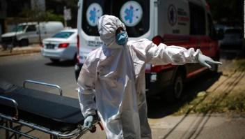 México superaría los 50.000 muertos por covid-19 en agosto