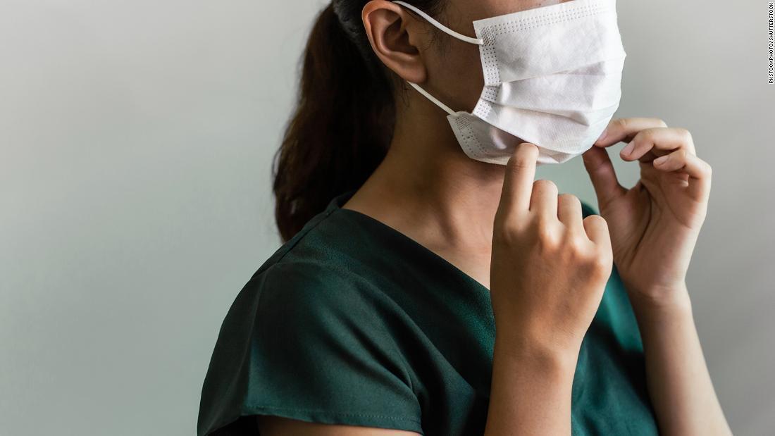 acné - mascarillas - coronavirus