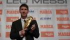 Conoce las 5 mejores campañas de Messi