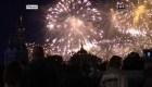 Moscú celebra el Día de la Victoria