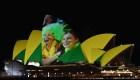 La Ópera de Sydney celebra la elección del Mundial Femenino 2023