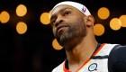 Vince Carter annonce sa retraite de la NBA