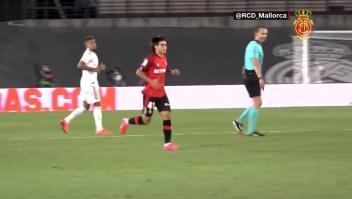 Luka Romero, el joven que por estos días opaca a Messi