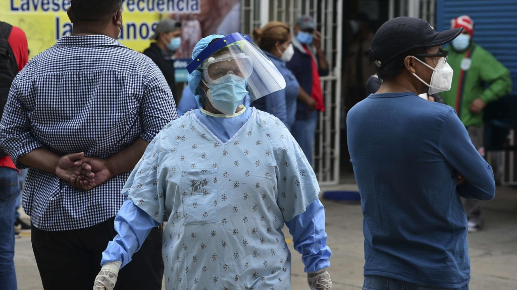 Inició la investigación por posible fraude en compra de hospitales móviles de Honduras