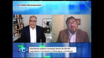 """Javier Meléndez: """"Alrededor de 500 campesinos han muerto a manos del gobierno de Ortega"""""""