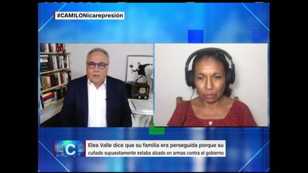 Nicaragua: Mujer acusa al gobierno de Ortega de asesinar a su familia