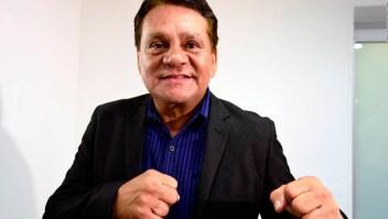 Roberto Durán da positivo para coronavirus
