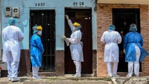 Colombia supera a China en casos de covid-19