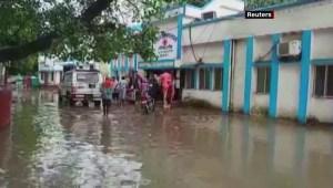 Mueren 24 personas en la India a causa de los rayos