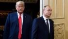 Trump niega conocer supuesto plan ruso contra soldados estadounidenses