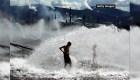 Señales climáticas alarmantes en una región de Rusia