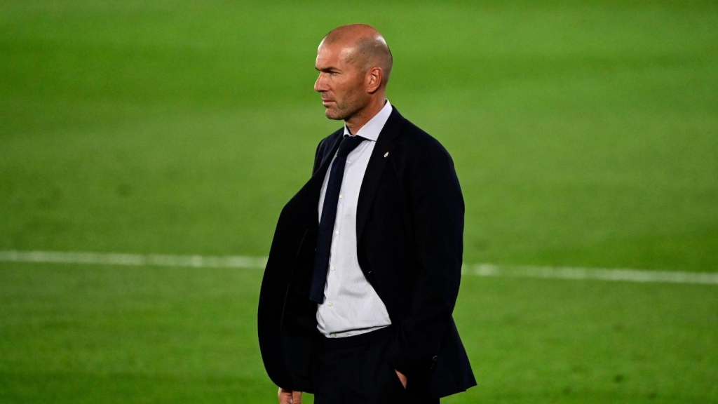 Zidane descarta ser entrenador a largo plazo