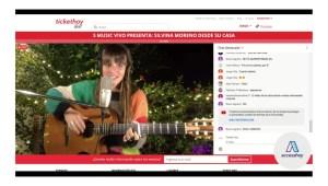 De vender entradas a transmitir espectáculos en línea