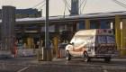 Tráfico de ambulancias sin precedente en la frontera México-EE.UU.