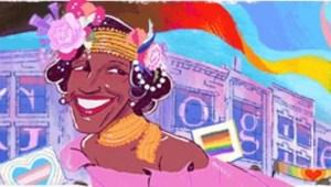 Orgullo Gay: El homenaje de Google a Marsha P. Johnson