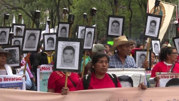 Los avances en el caso de los 43 estudiantes de Ayotzinapa