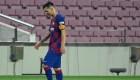 Frustración en el FC Barcelona pese a la hazaña de Messi