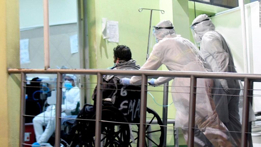 Ministra de Salud de Guatemala no descarta mal manejo de los fondos de covid-19