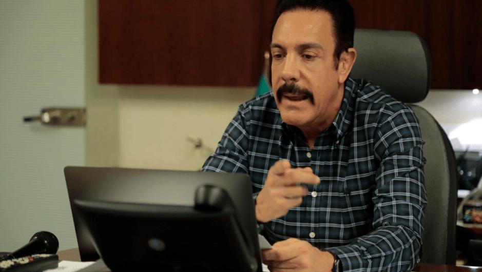 Omar Fayad - El gobernador de Hidalgo, México