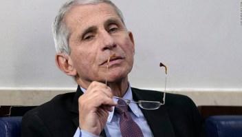 "Covid-19 es la ""peor pesadilla"" del Dr. Anthony Fauci"