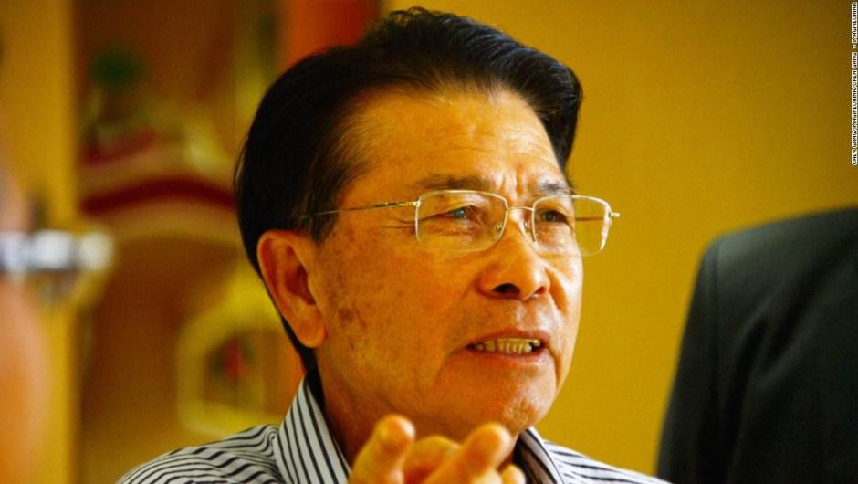 El multimillonario chino He Xiangjian fue rehén en un intento de secuestro