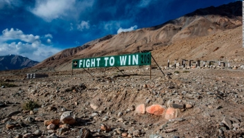 ¿Por qué China e India pelean por una franja inhóspita del Himalaya?