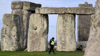 Descubrieron un nuevo círculo prehistórico enorme cerca de Stonehenge
