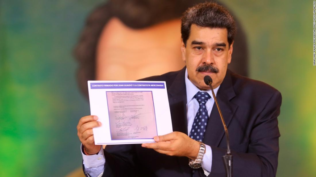 Maduro fortalece su control del poder en Venezuela, ayudado por el confinamiento por coronavirus
