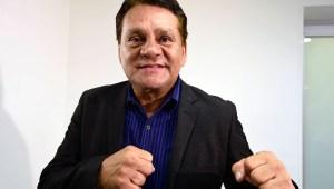 """Roberto """"Manos de Piedra"""" Durán"""