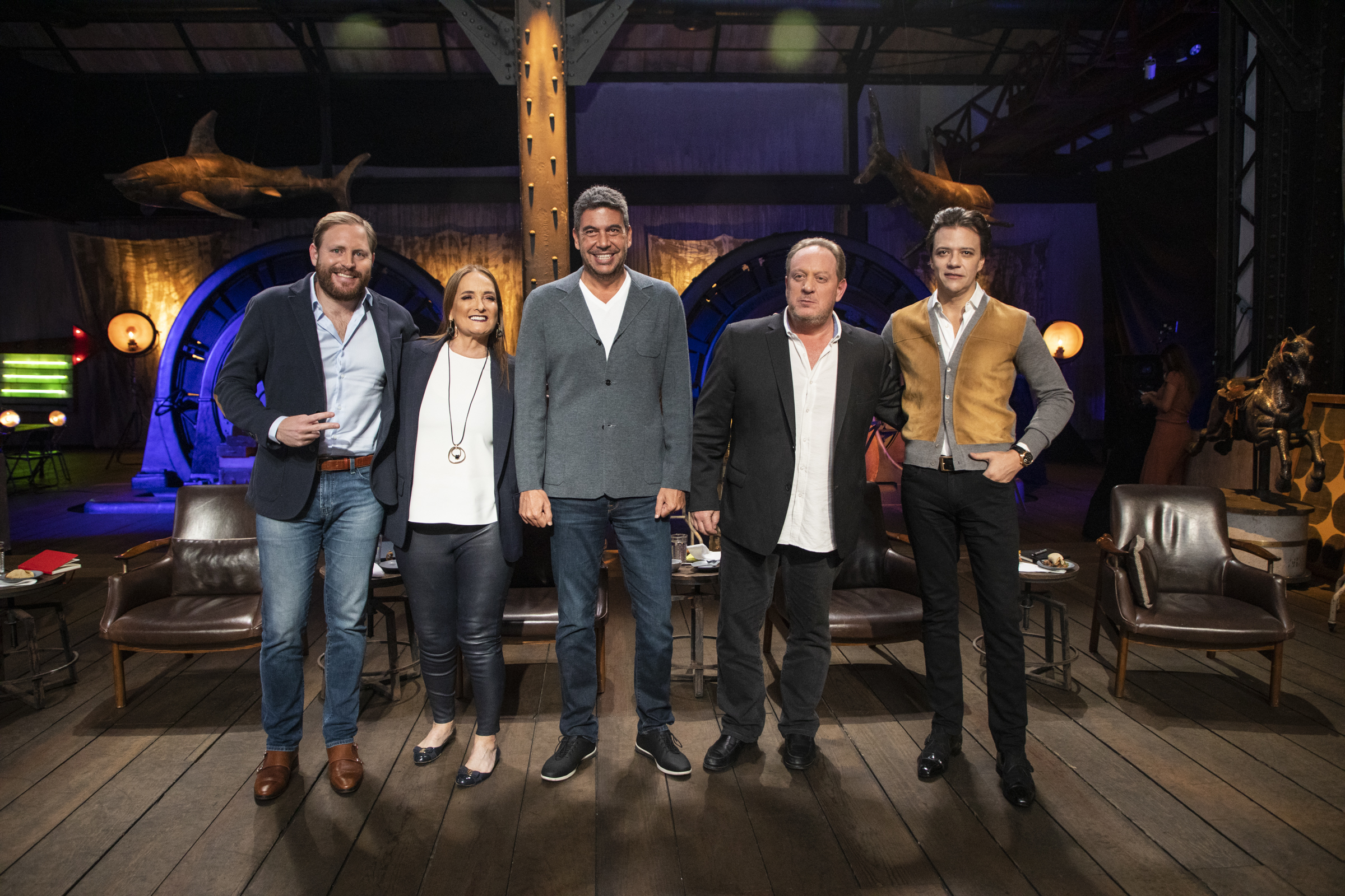 Los Tiburones Estan De Regreso En Shark Tank Cnn