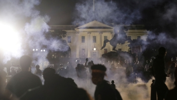 Trump quiere declarar Antifa como grupo terrorista