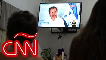 Presidente Juan Orlando Hernández se contagió de coronavirus