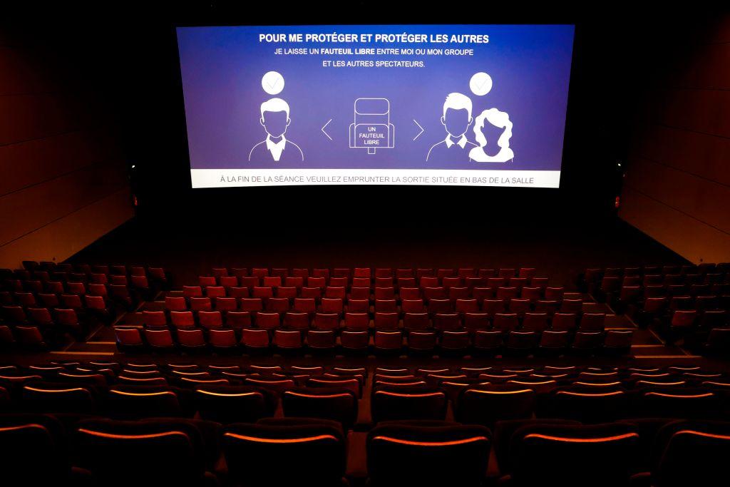 El cine en tiempos de coronavirus