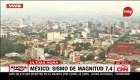 Un terremoto sacudió a parte de México: esto es lo que sabemos