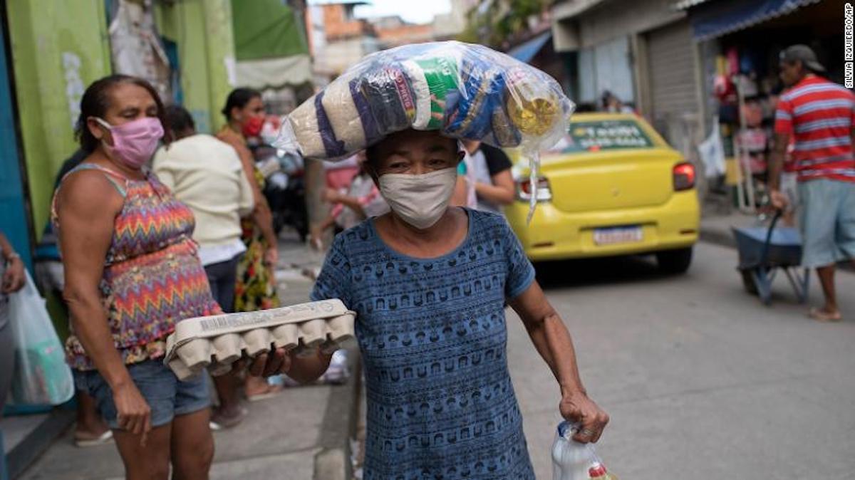Oxfam: Una crisis de hambre vinculada al covid-19 podría matar a más personas que la enfermedad en sí